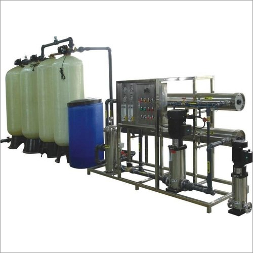 RO Water Softening Plant
