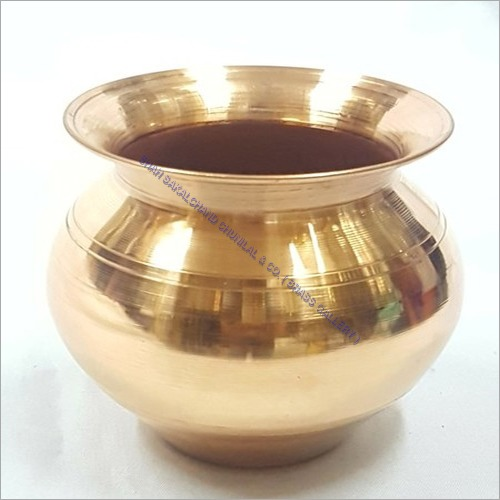 COPPER POOJA ARTICLES