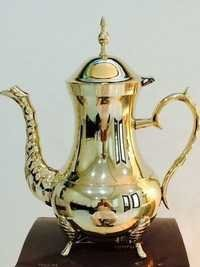 Brass Arabian Teapot