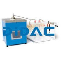 Automatic Non Woods Metal Noack Evaporative Apparatus
