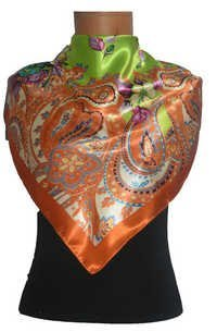 Digital Polyester Scarf