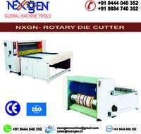 Rotary Die Cutter Machine