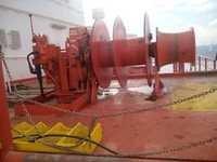 Marine Hydraulic Winch