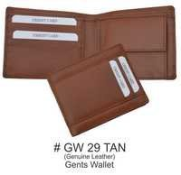 Bifold Gents Wallet
