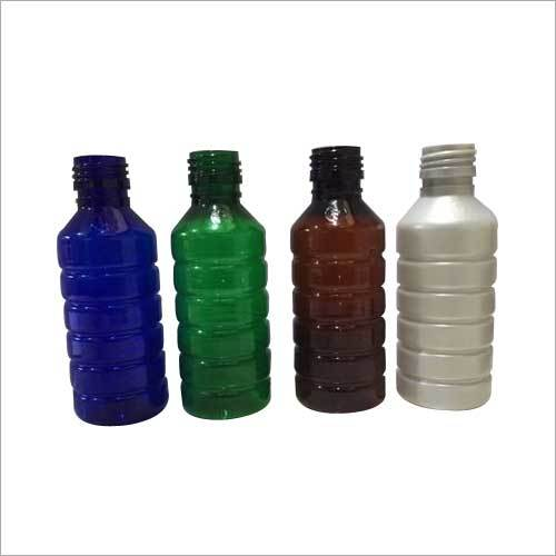 Pesticide Pet Bottle