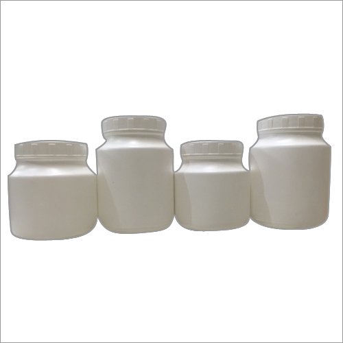 Thio HDPE Jars