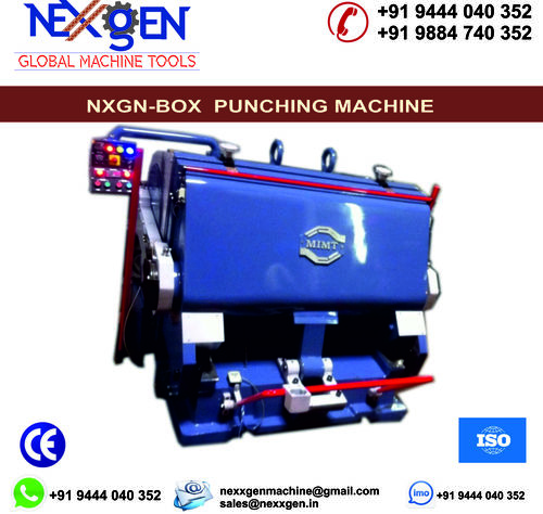 BOX PUNCHING MACHINE