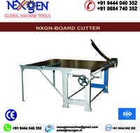 CARDBOARD CUTTER MACHINE