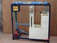 Venturimeter & Orifice Meter Test Rig