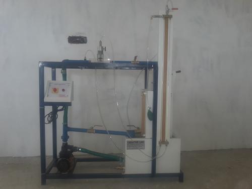 Pitot Tube Setup