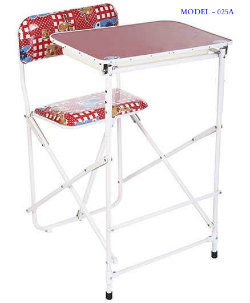 New Natraj Eductional Desk For Baby- Red