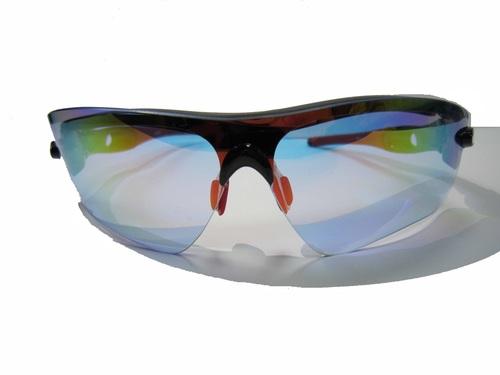 Semi Transparent Sunglasses