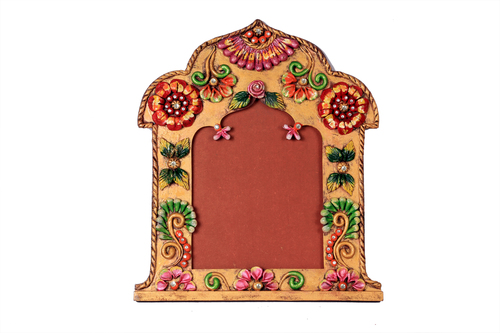 Antique Photo Frame Paper Masi