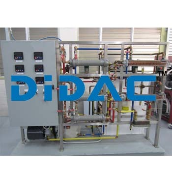 Heat Exchanger Trainer With PID Loop Control