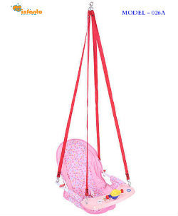 Baby Pink Cozy Swing Dlx