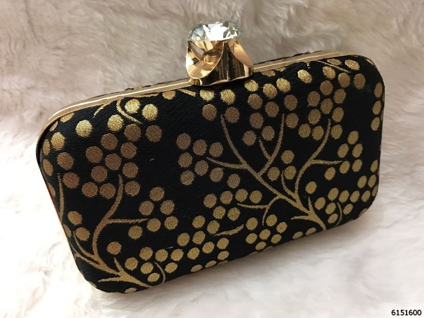 Stylish Indian Box Clutch