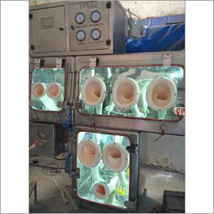 Centrifugal Discharge Isolator