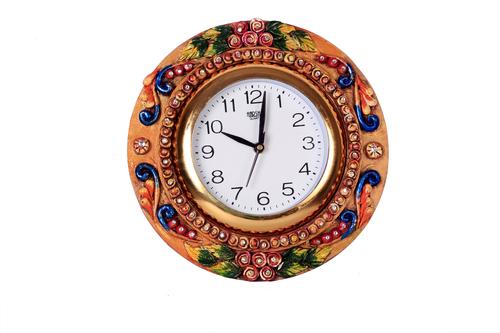 Antique Round Watch Paper Masi