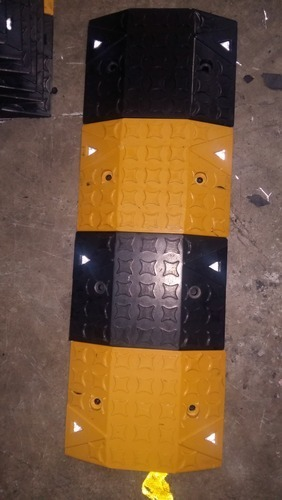 Star Model Rubber Speed Breaker