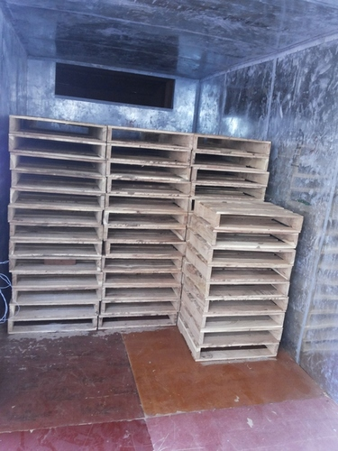 ISPM 15 Packaging Wooden Pallet