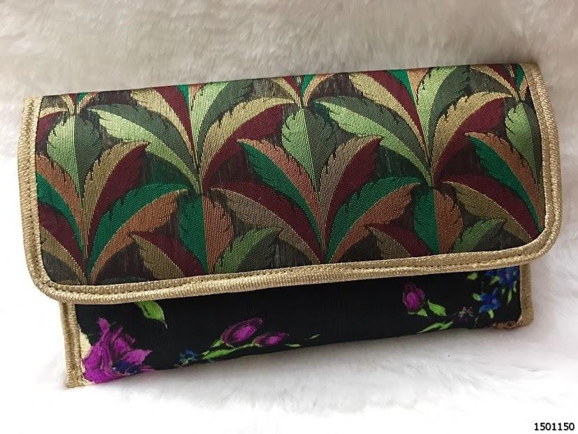Cool Ethnic Clutch Bag