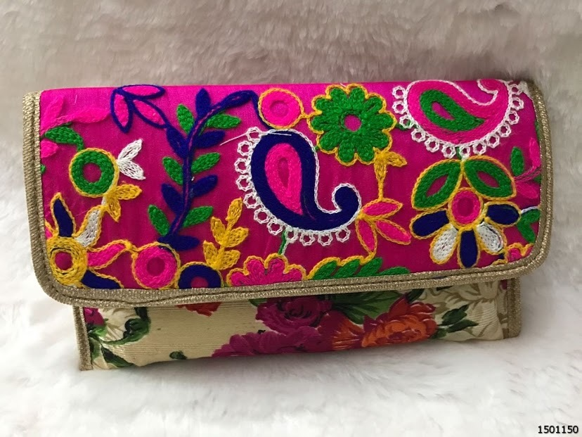 Designer Fashionable Clutch Bag