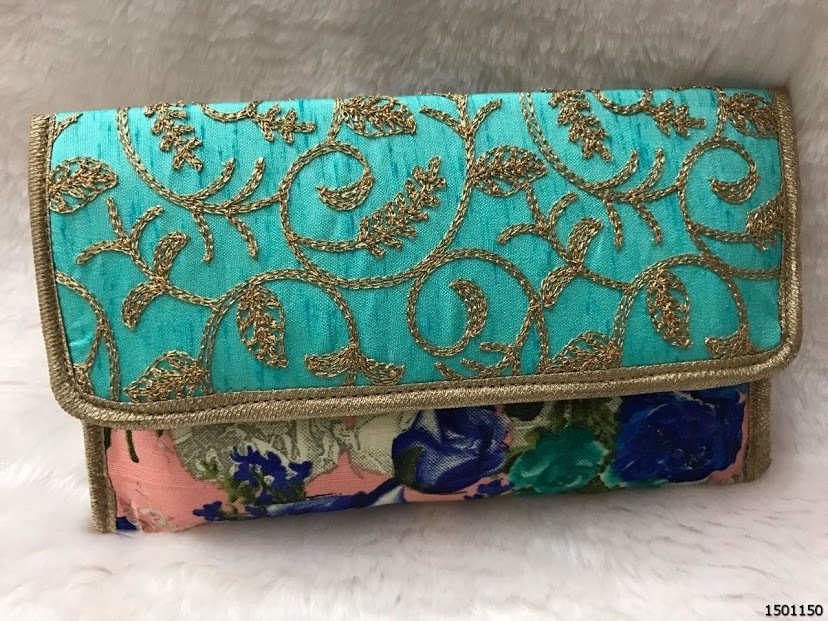 Innovative Designer Evening Clutch Bag