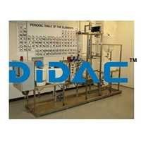 Biodiesel Process Trainer With PLC Controls