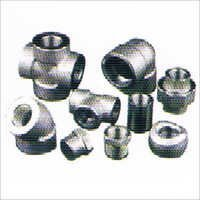 Forged SS Pipe Fittings