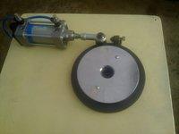 Led Cap Punching Machine