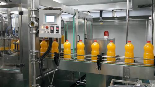 Juice Plant Liquid Mixer