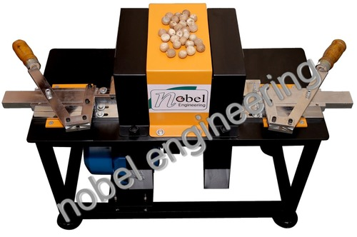 Double Feeding Supari Chips Cutting Machine