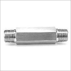 Stainless Steel Hex Long Nipple