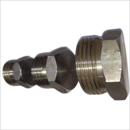 Stainless Steel End Cap Bsp Thread
