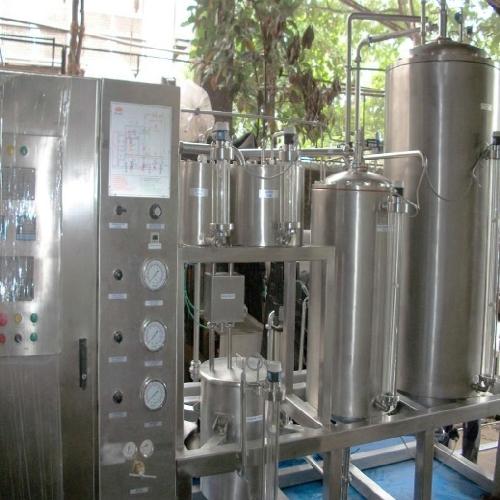 beverage carbonator