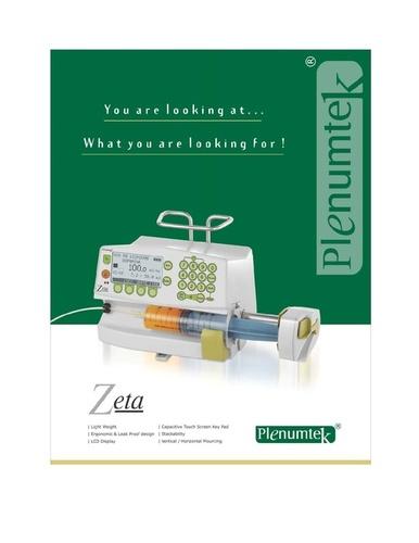 Medical Syringe Infusion Pump