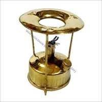 Brass Stove