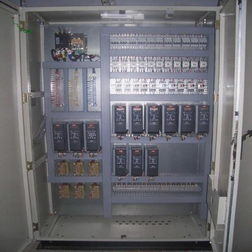 Juice Plant PLC System