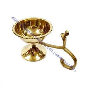 Brass Banarasi Dhuparath
