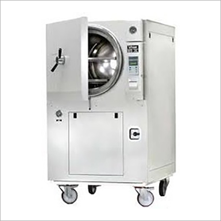 Horizontal/Cylindrical Autoclave(High/Low Speed)