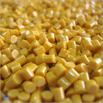 ABS GM Yellow Granules