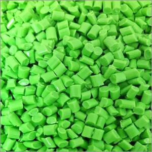 ABS Standard Green Granules
