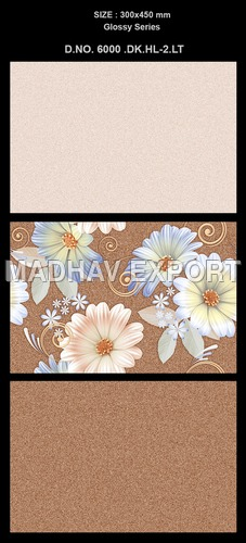 Ceramic Wall Telhas