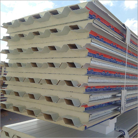 Corrugated Roof Sandwich Panel