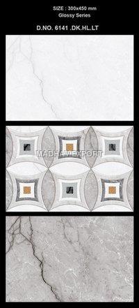 Designer Wall Telhas