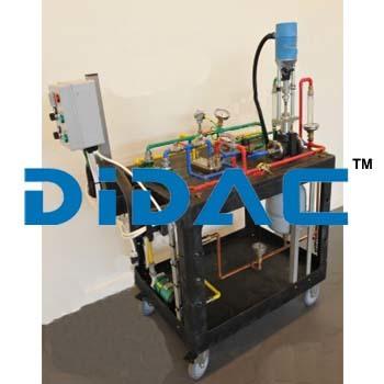 Heat Exchanger Demonstrator