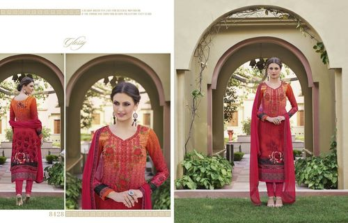ANGROOP PLUS (DAIRY MILK VOL- 13) Straight Salwar Kameez Wholesale