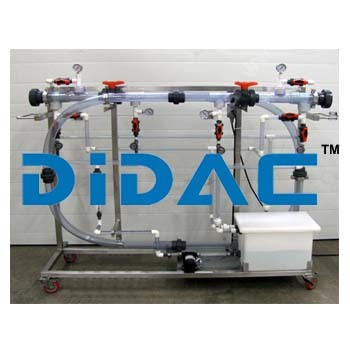 Pipeline Pigging Demonstrator