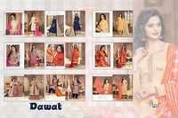 SHREE FAB'S (DAWAT) Straight Salwar Kameez Wholesale