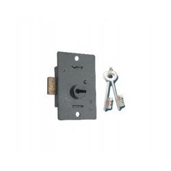 mini 4 lever lock